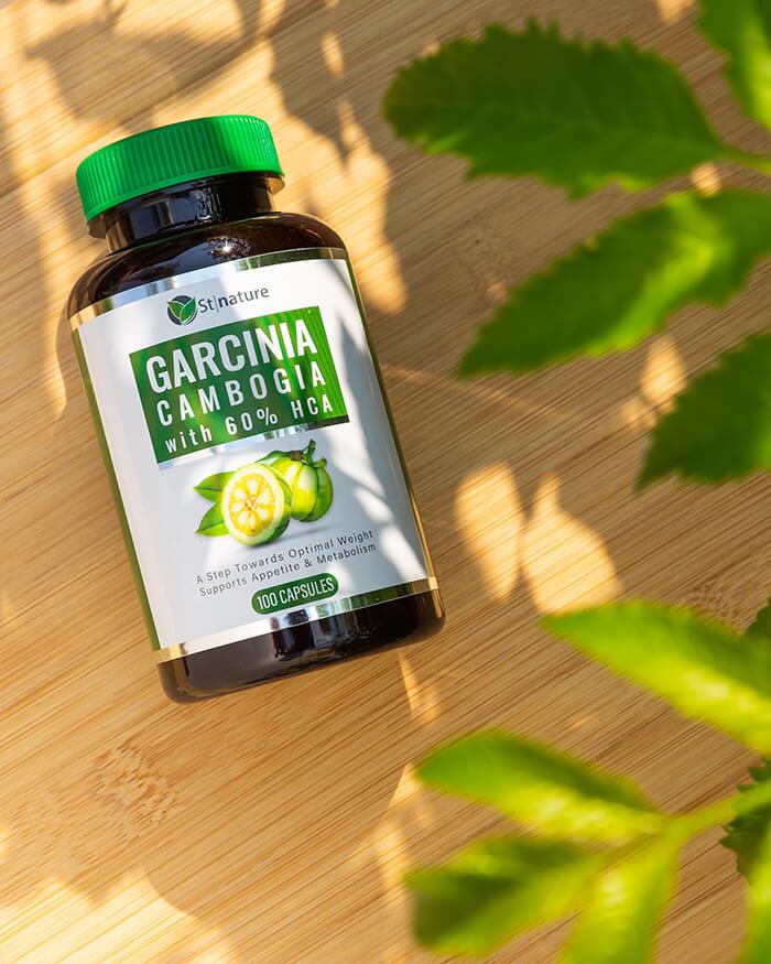 St.Nature Garcinia Cambogia with 60% HCA