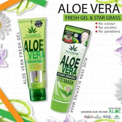 Polvera Aloe Vera Fresh Ge