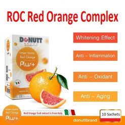 Collagen Tripeptide Red Orange Plus