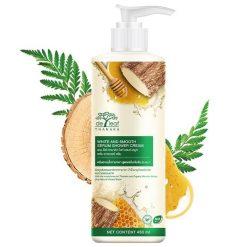 De Leaf Thanaka White and Smooth Shower Cream
